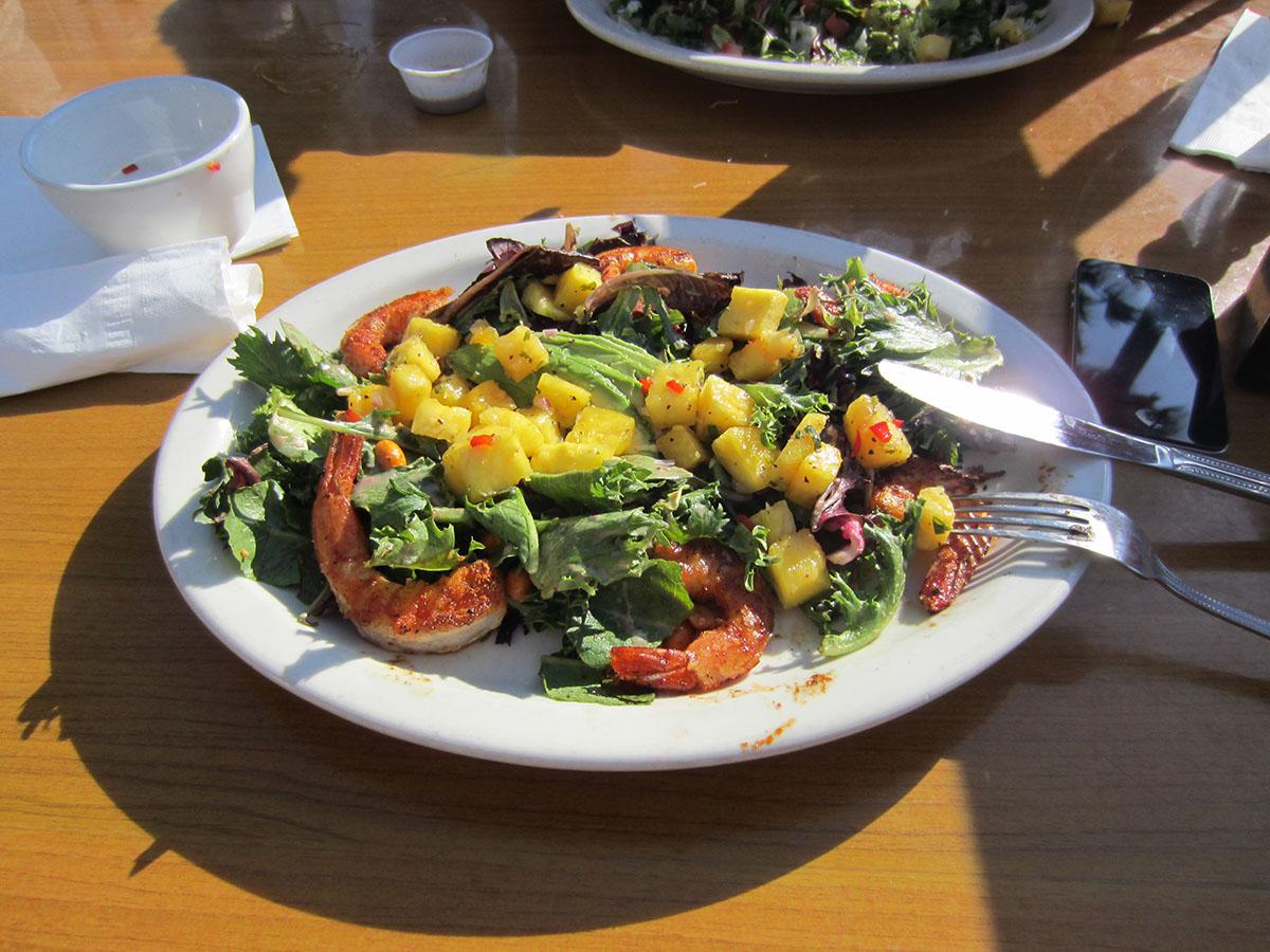 Pacific Salad.